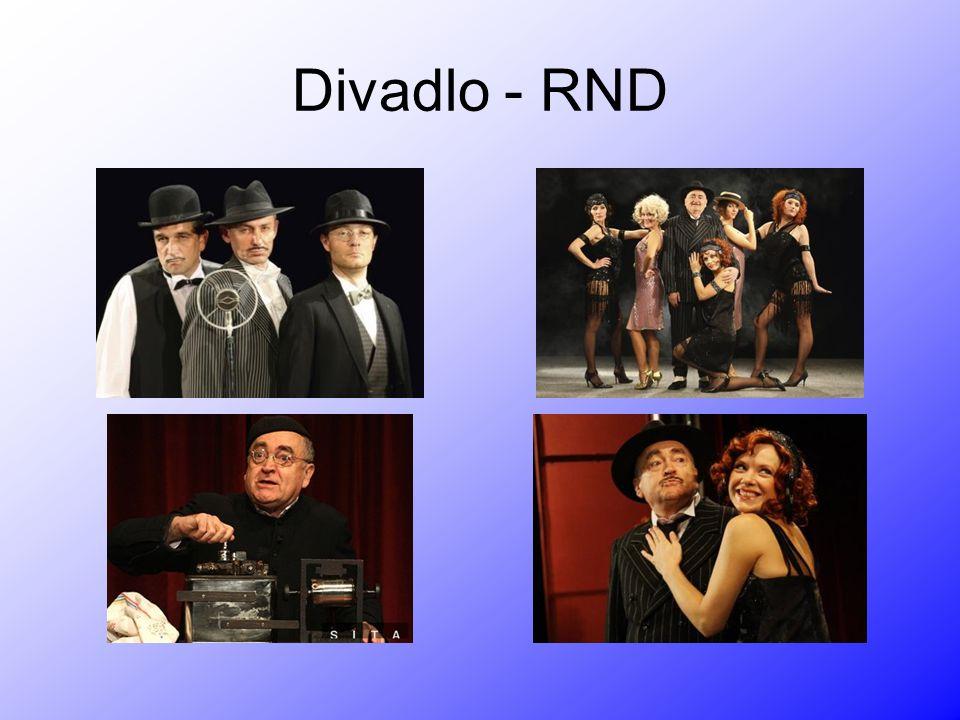 Divadlo - RND