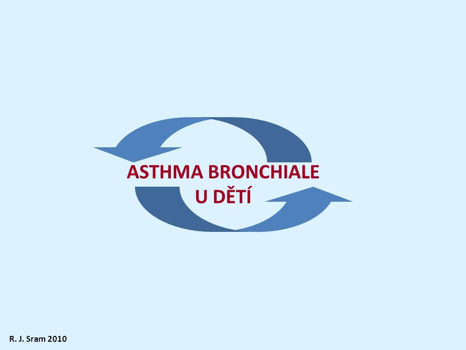ASTHMA BRONCHIALE U DĚTÍ