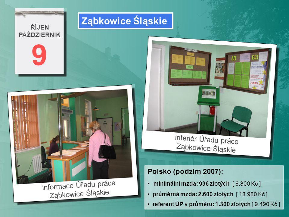 9 Ząbkowice Śląskie interiér Úřadu práce Ząbkowice Śląskie