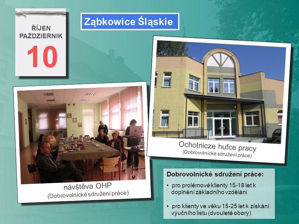 10 Ząbkowice Śląskie Ochotnicze hufce pracy návštěva OHP ŘÍJEN
