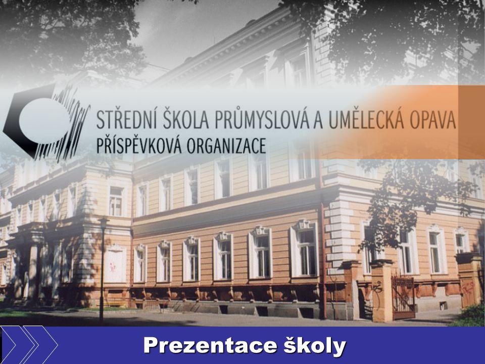 Prezentace školy