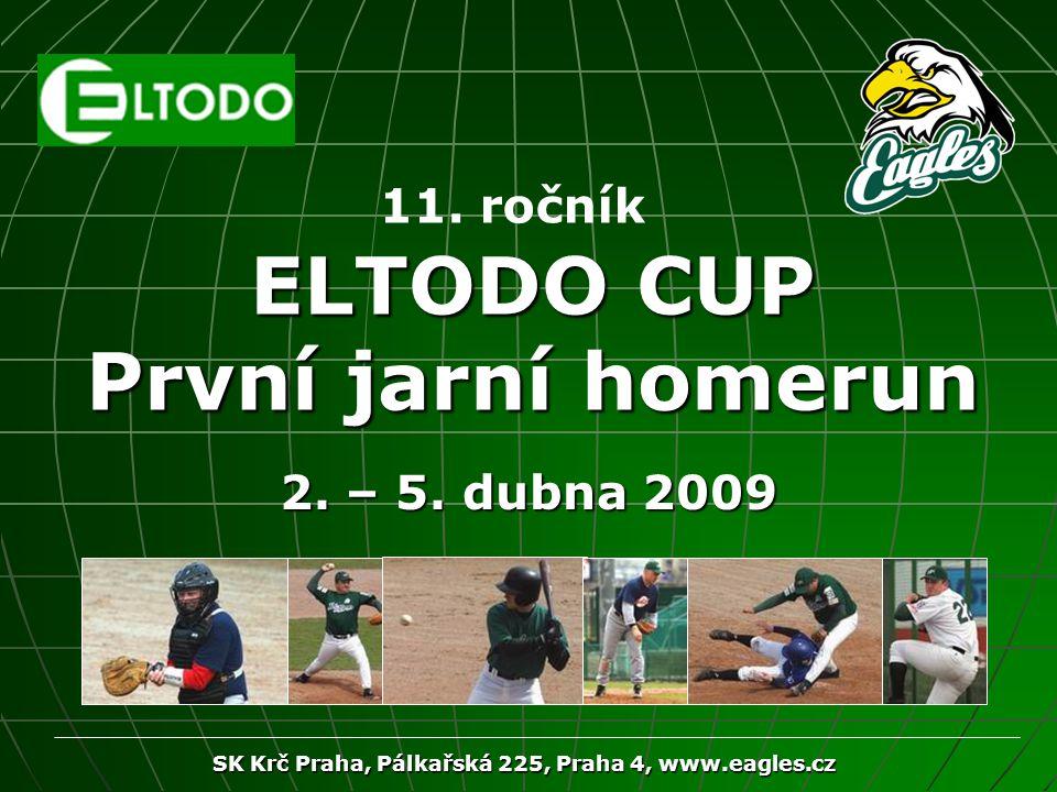 ELTODO CUP První jarní homerun