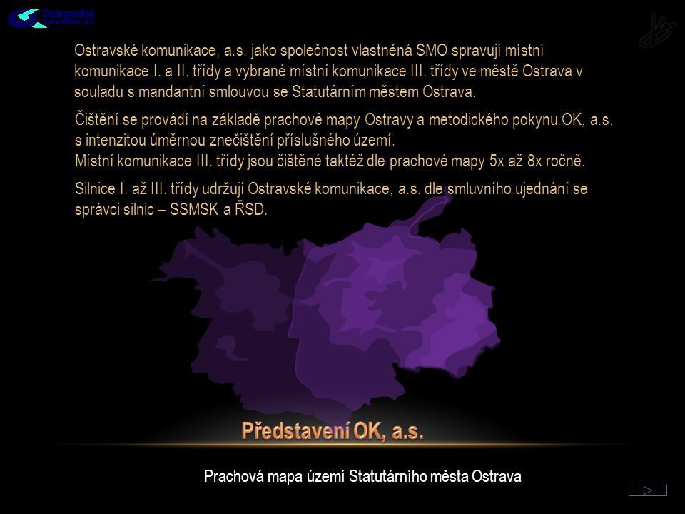 Ostravské komunikace, a. s