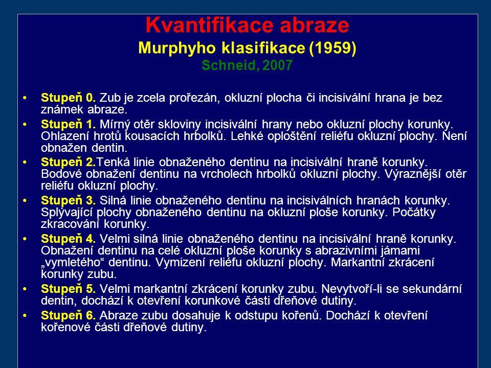 Murphyho klasifikace (1959)