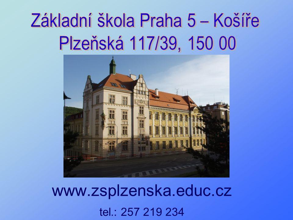 Základní škola Praha 5 – Košíře