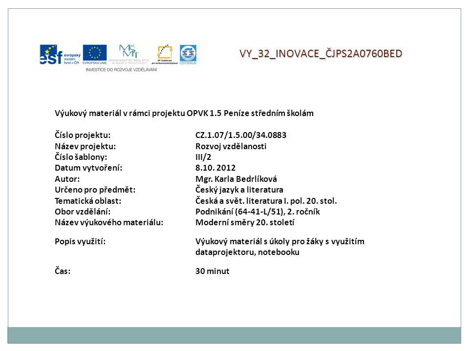 VY_32_INOVACE_ČJPS2A0760BED