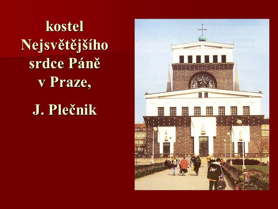 kostel Nejsvětějšího srdce Páně v Praze,