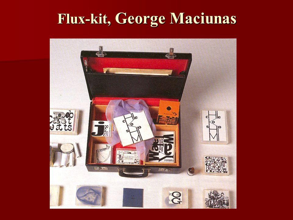 Flux-kit, George Maciunas