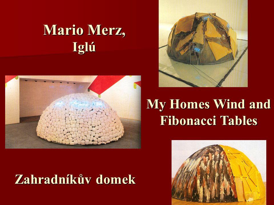 My Homes Wind and Fibonacci Tables