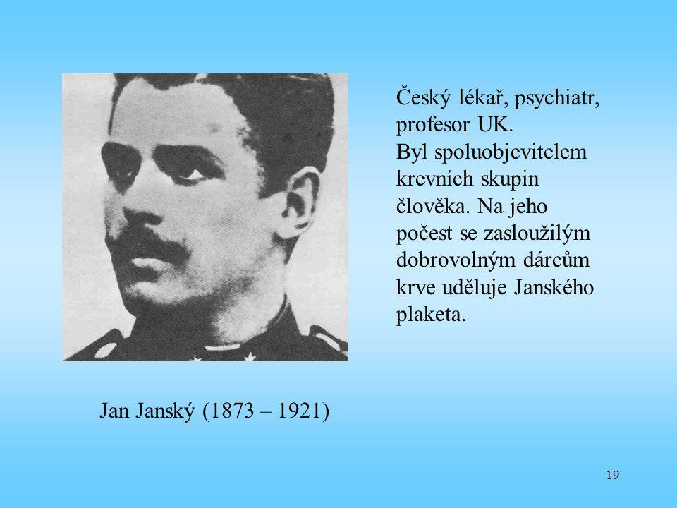 Český lékař, psychiatr, profesor UK