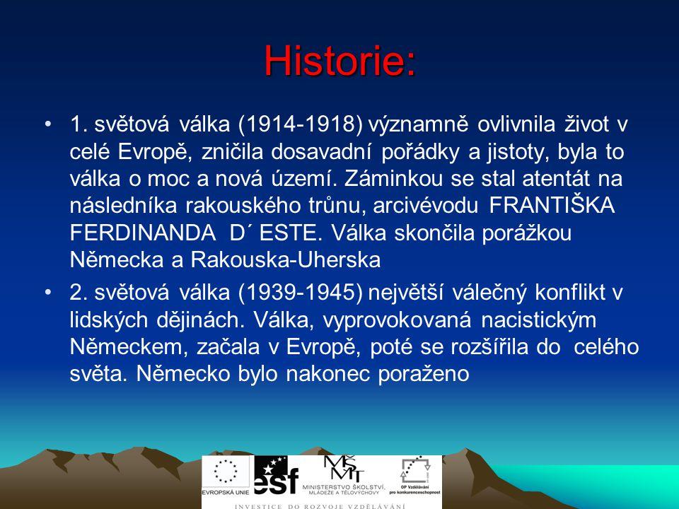 Historie: