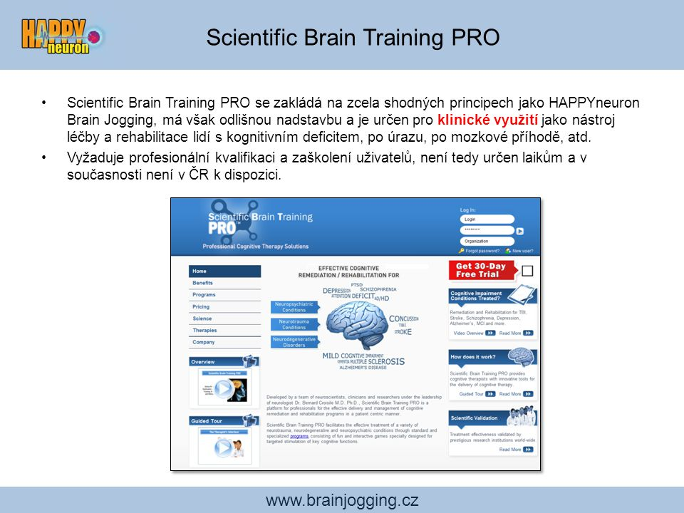 Scientific Brain Training PRO
