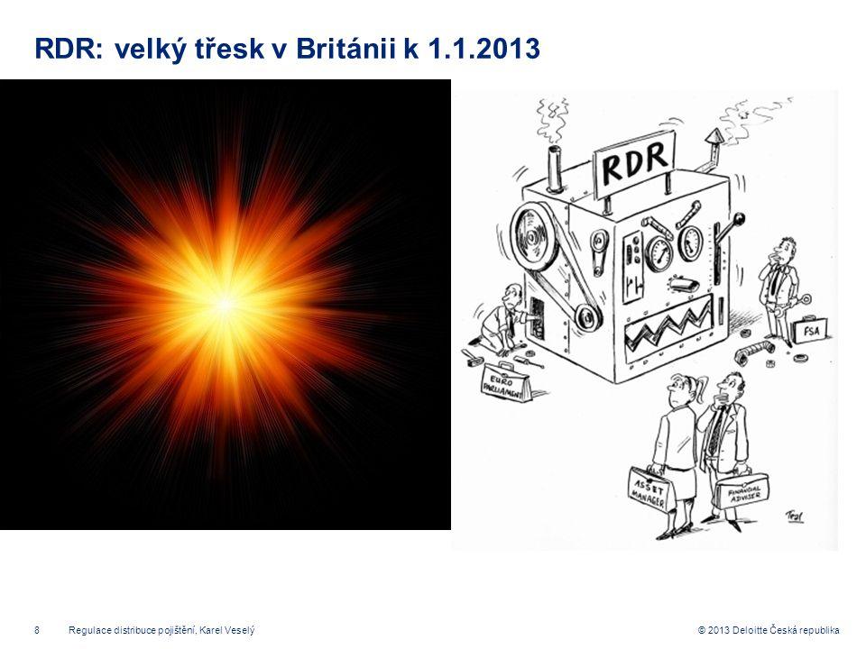 RDR: velký třesk v Británii k 1.1.2013