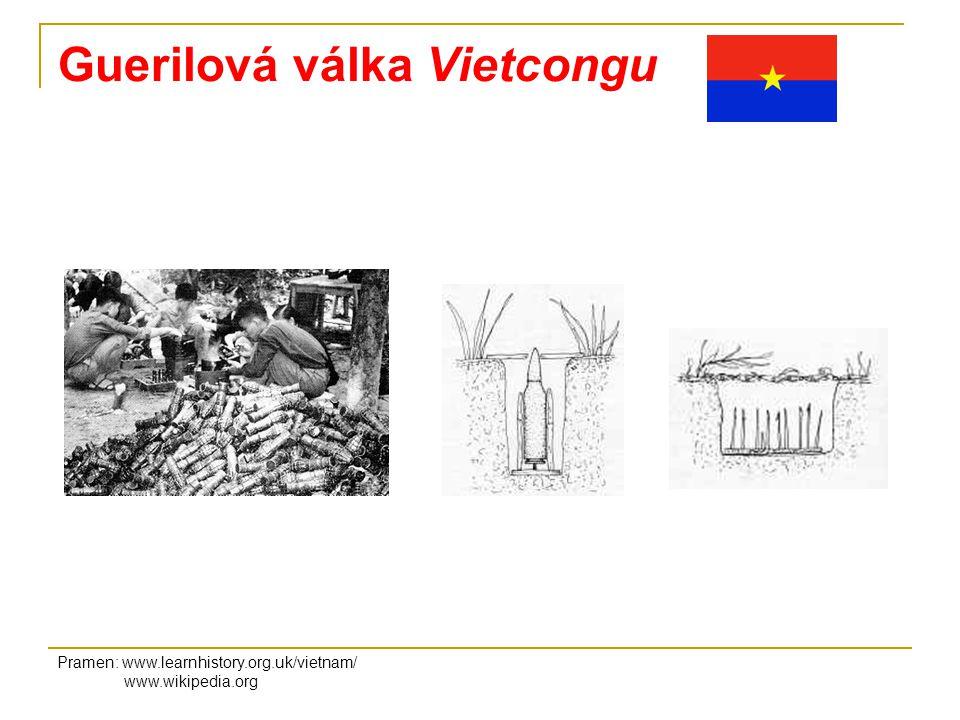 Guerilová válka Vietcongu