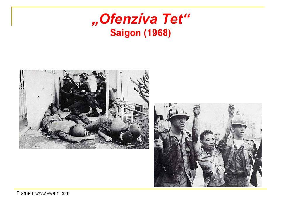 """Ofenzíva Tet Saigon (1968)"