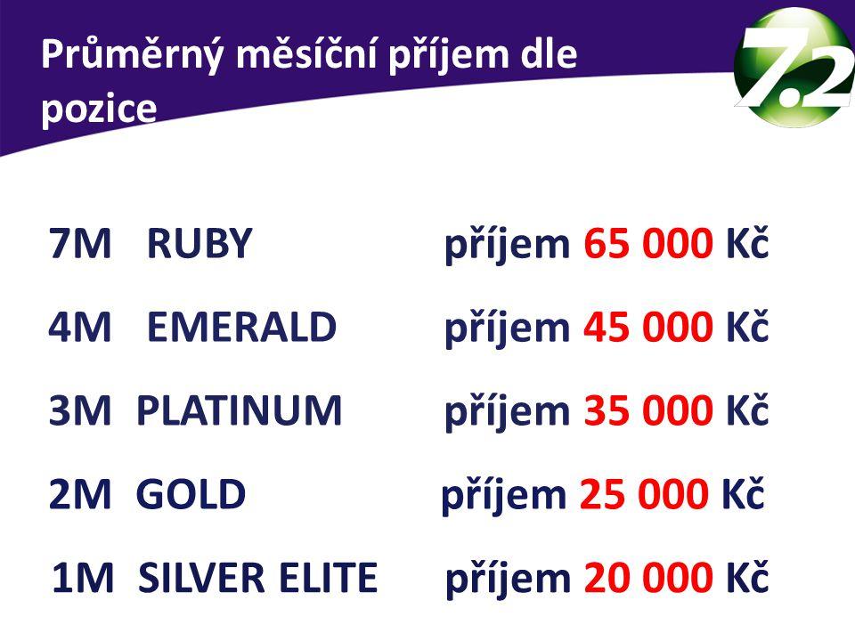 1M SILVER ELITE příjem 20 000 Kč