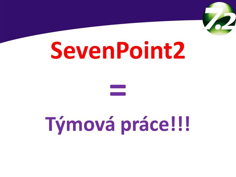 SevenPoint2 = Týmová práce!!!