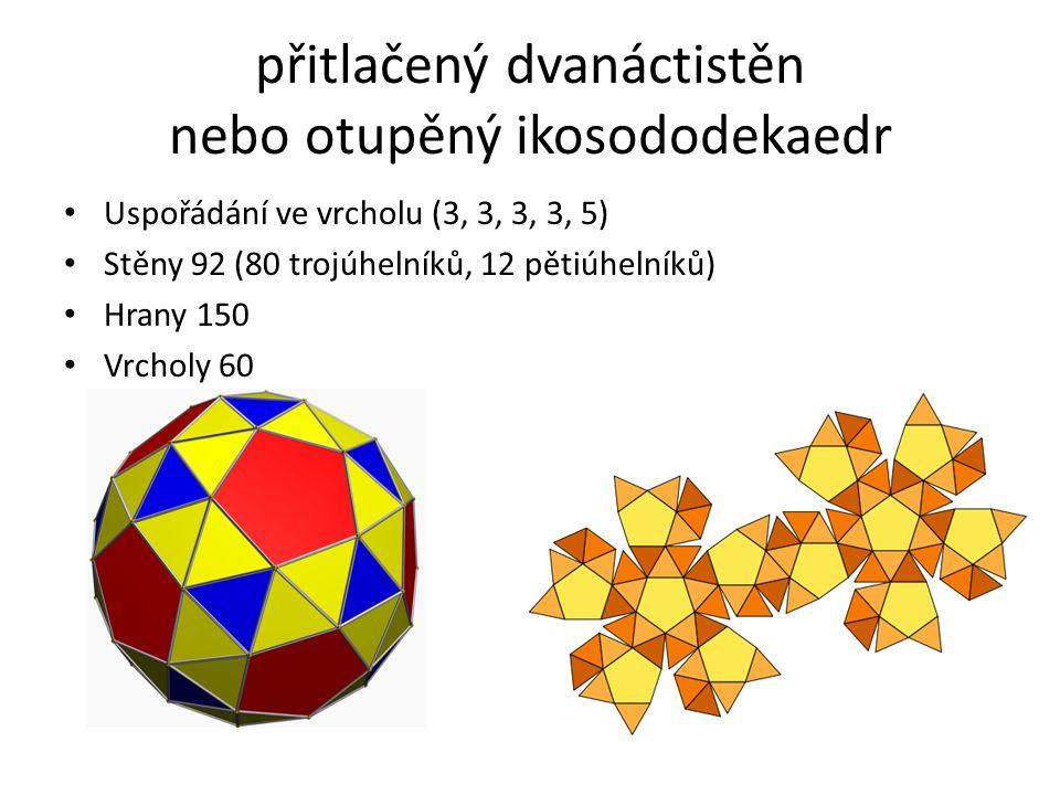 přitlačený dvanáctistěn nebo otupěný ikosododekaedr
