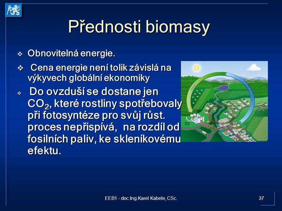 EEB1 - doc.Ing.Karel Kabele, CSc.