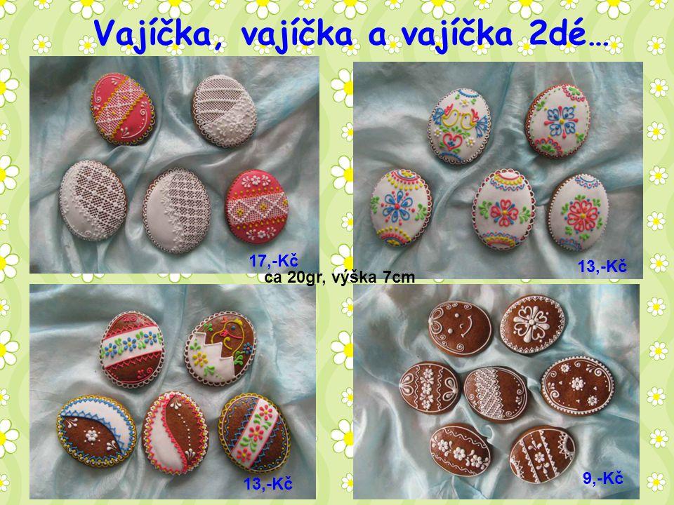 Vajíčka, vajíčka a vajíčka 2dé…