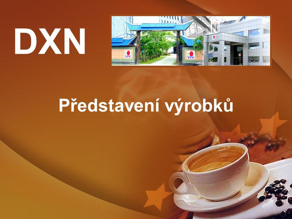 DXN Představení výrobků