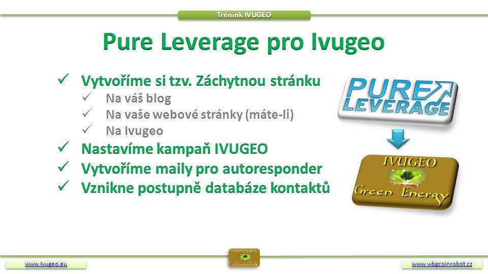 Pure Leverage pro Ivugeo