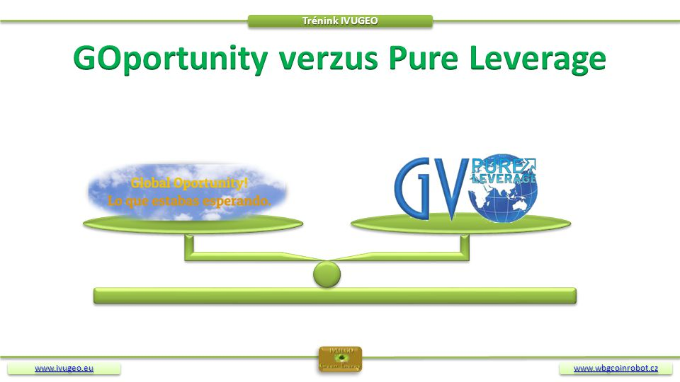 GOportunity verzus Pure Leverage
