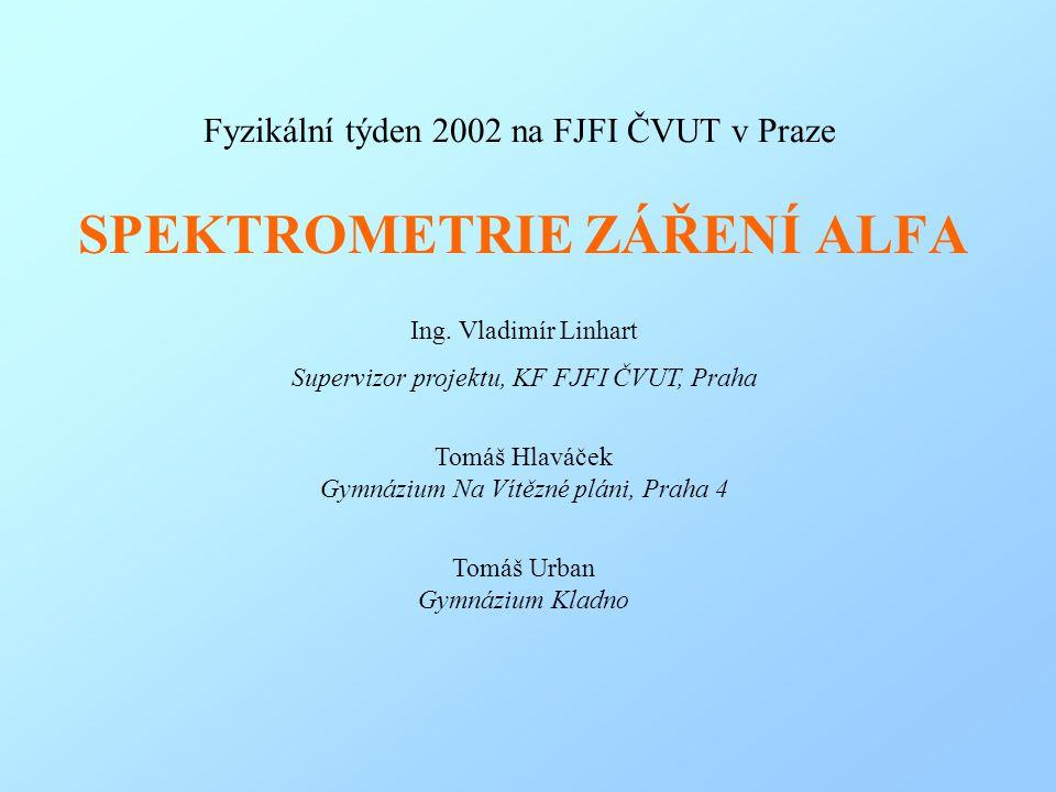 Fyzikální týden 2002 na FJFI ČVUT v Praze