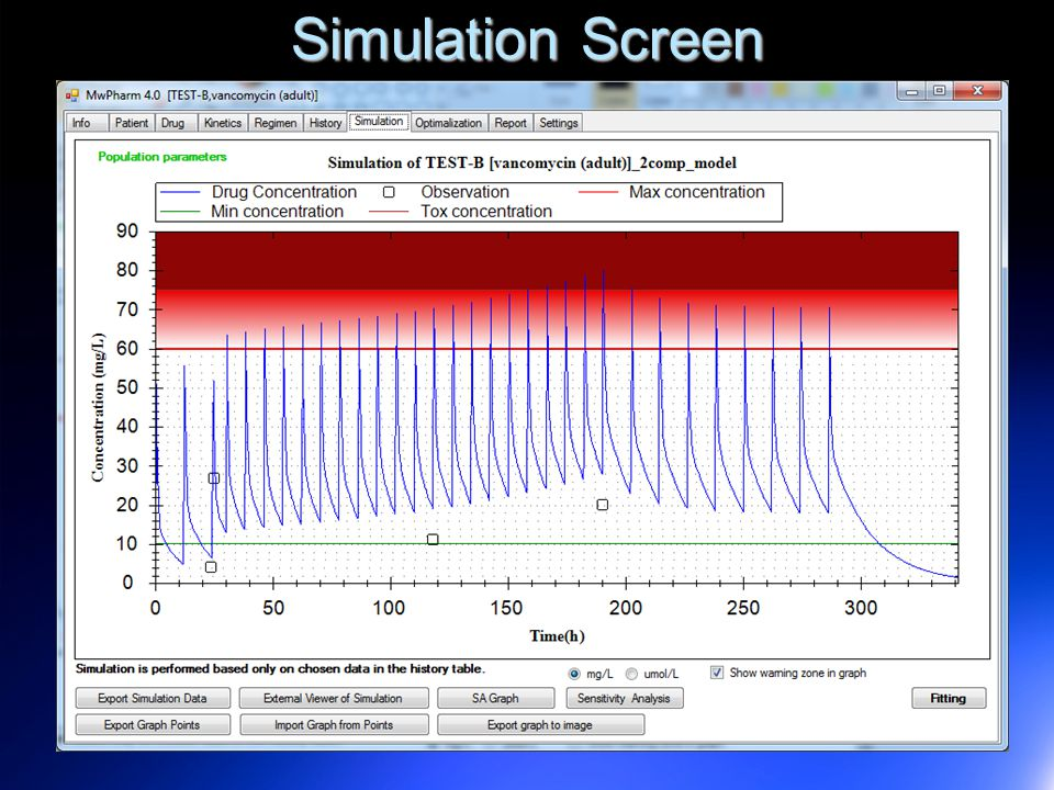 Simulation Screen 17