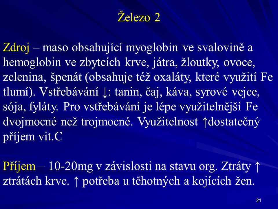 Železo 2