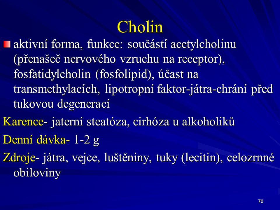 Cholin
