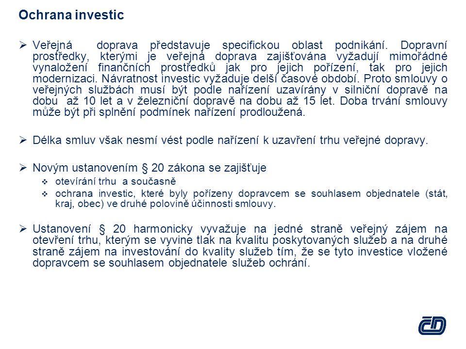 Ochrana investic