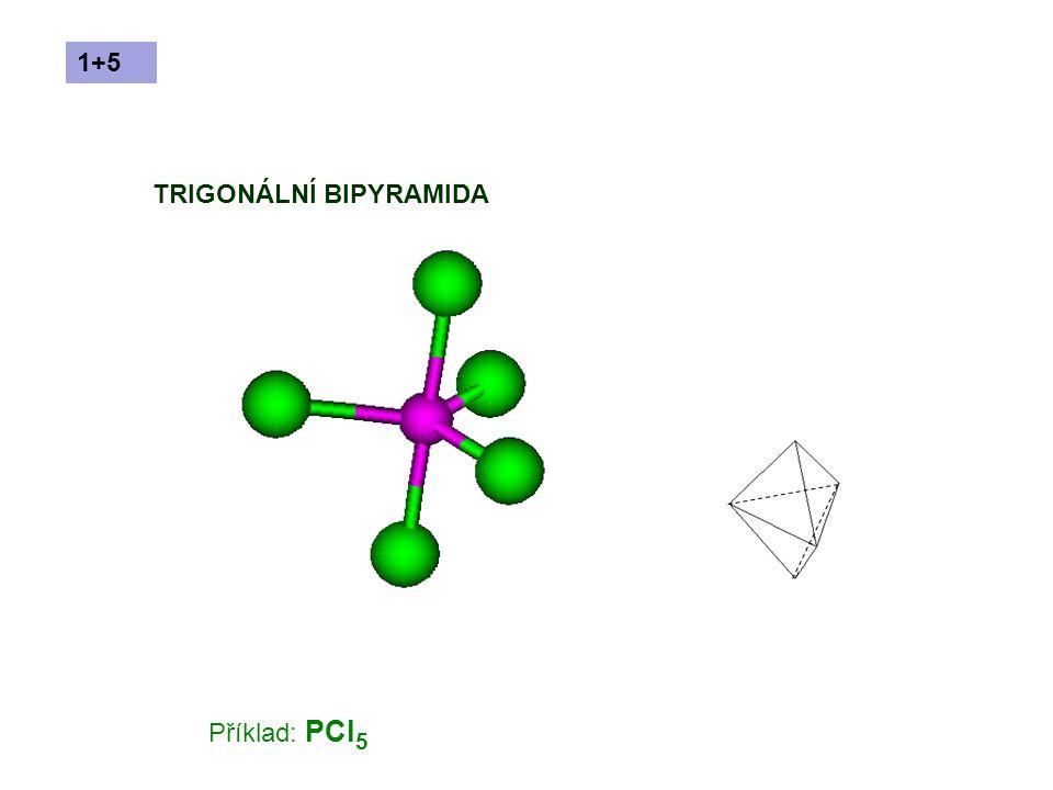 TRIGONÁLNÍ BIPYRAMIDA