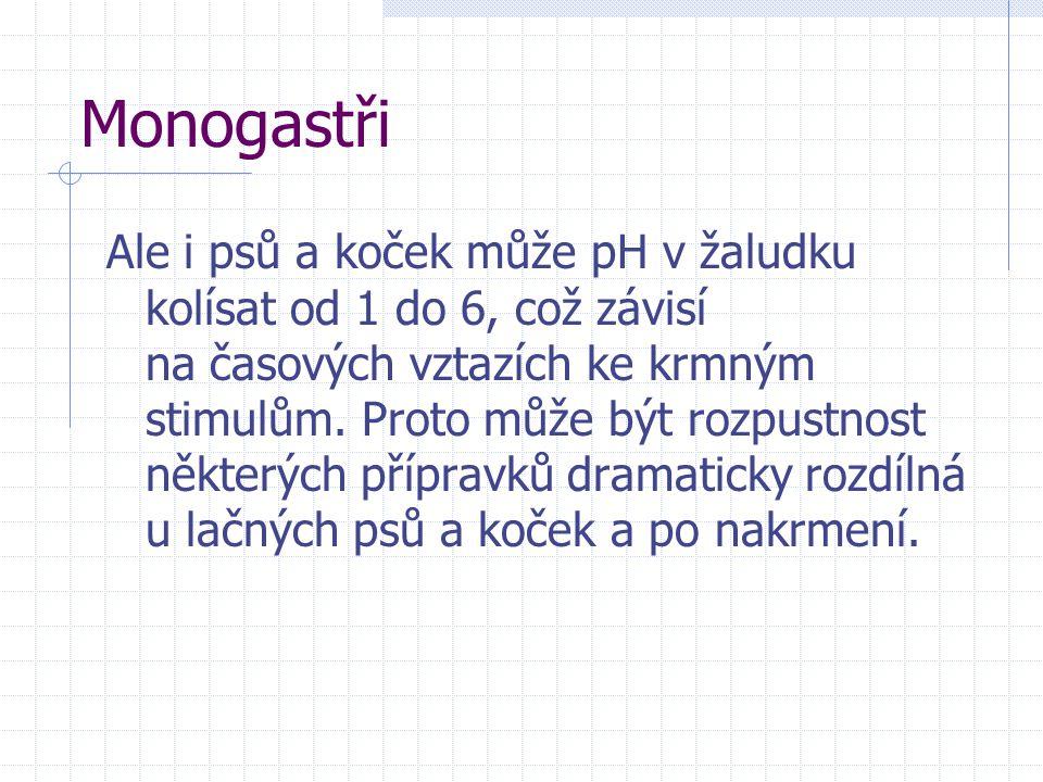 Monogastři