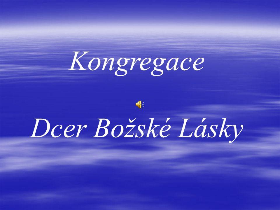 Kongregace Dcer Božské Lásky