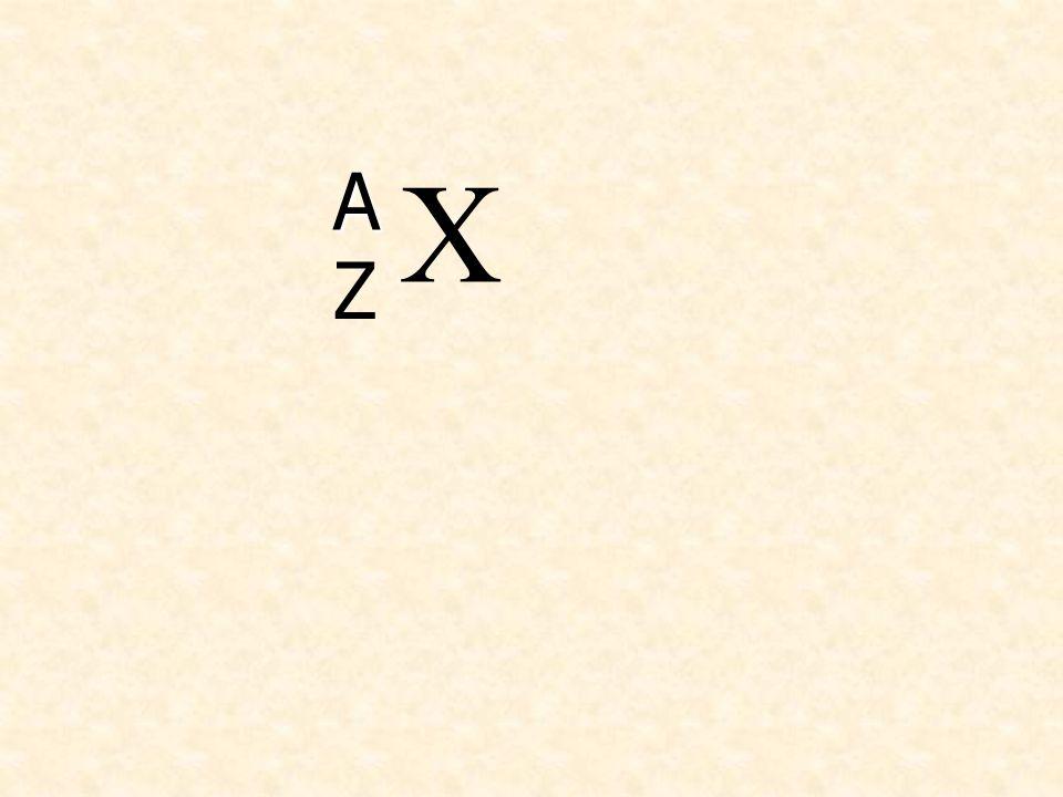 X A Z