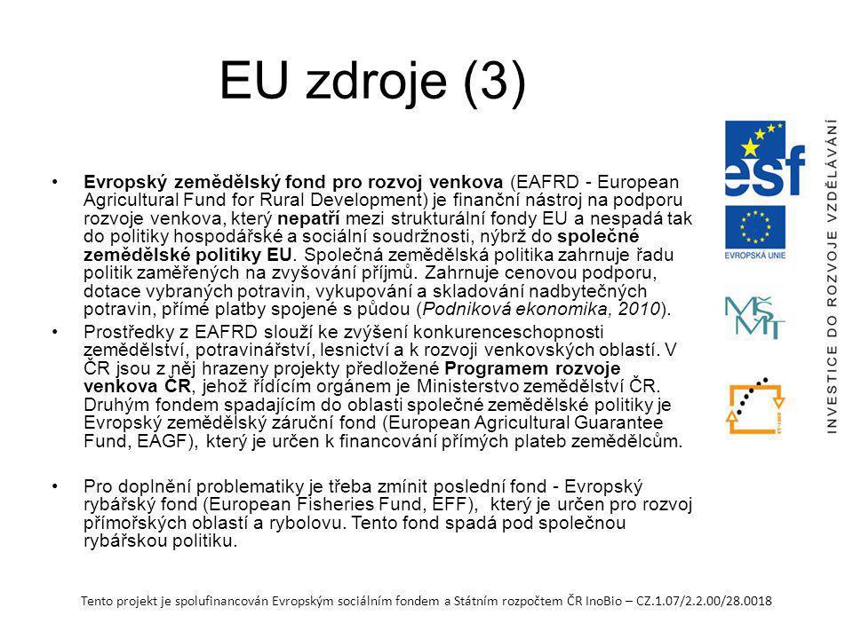 EU zdroje (3)
