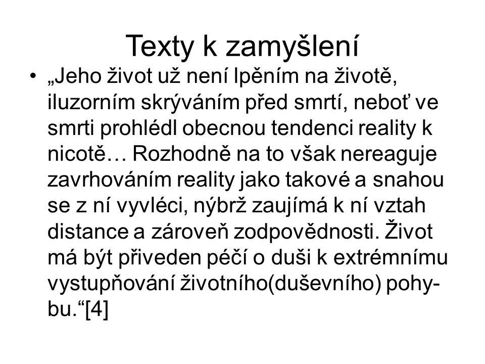 Texty k zamyšlení