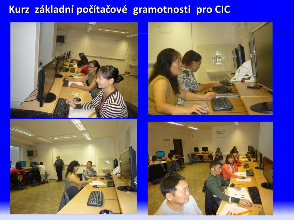 Kurz základní počítačové gramotnosti pro CIC
