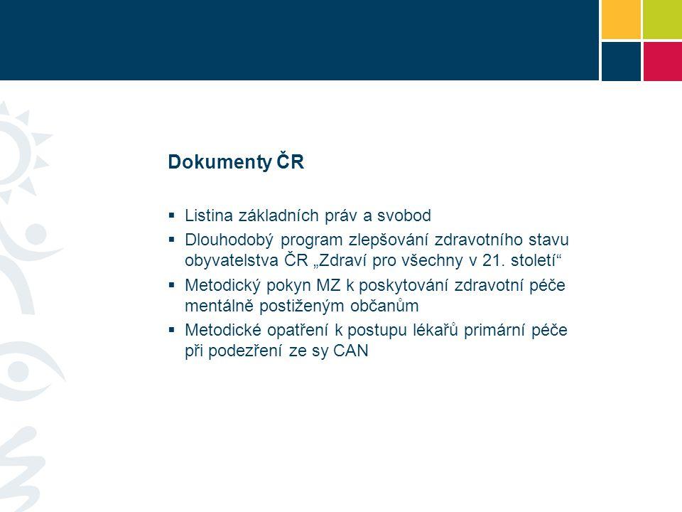 Dokumenty ČR Listina základních práv a svobod
