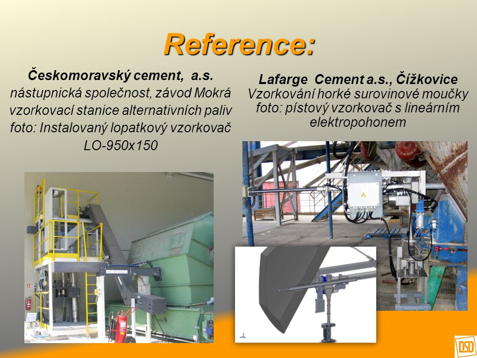 Lafarge Cement a.s., Čížkovice