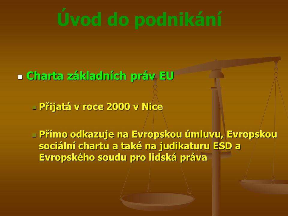Charta základních práv EU