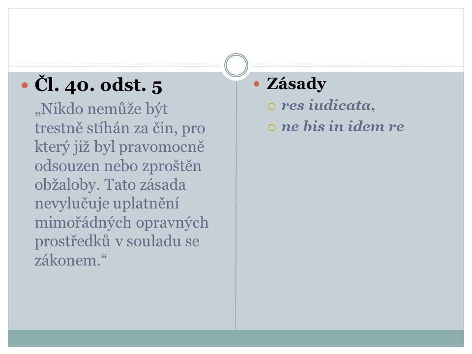 Čl. 40. odst. 5