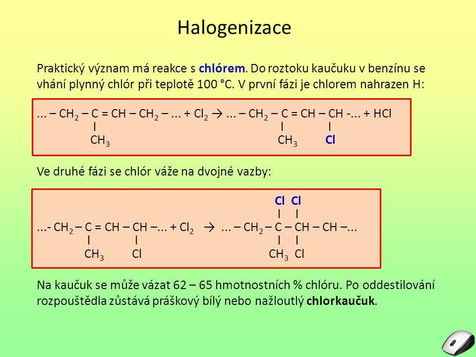 Halogenizace