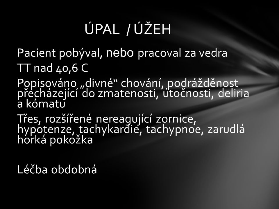 ÚPAL / ÚŽEH