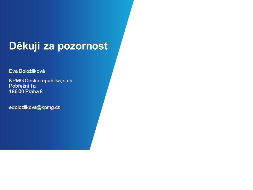 © 2012 KPMG Česká republika, s. r. o