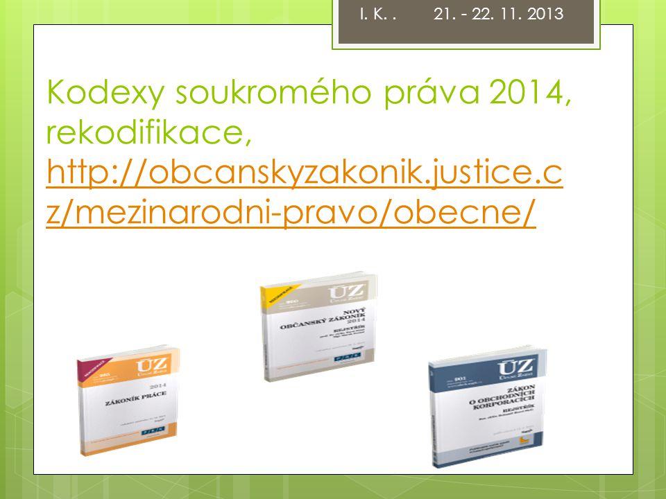 I. K. 21. - 22. 11.