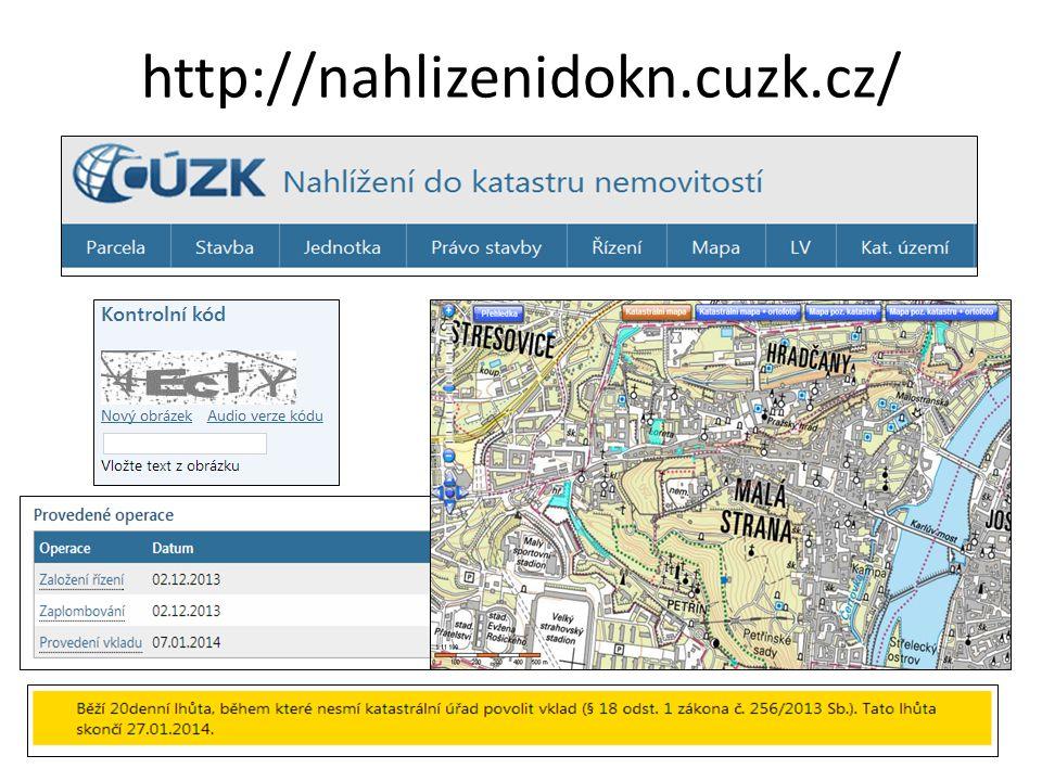 http://nahlizenidokn.cuzk.cz/