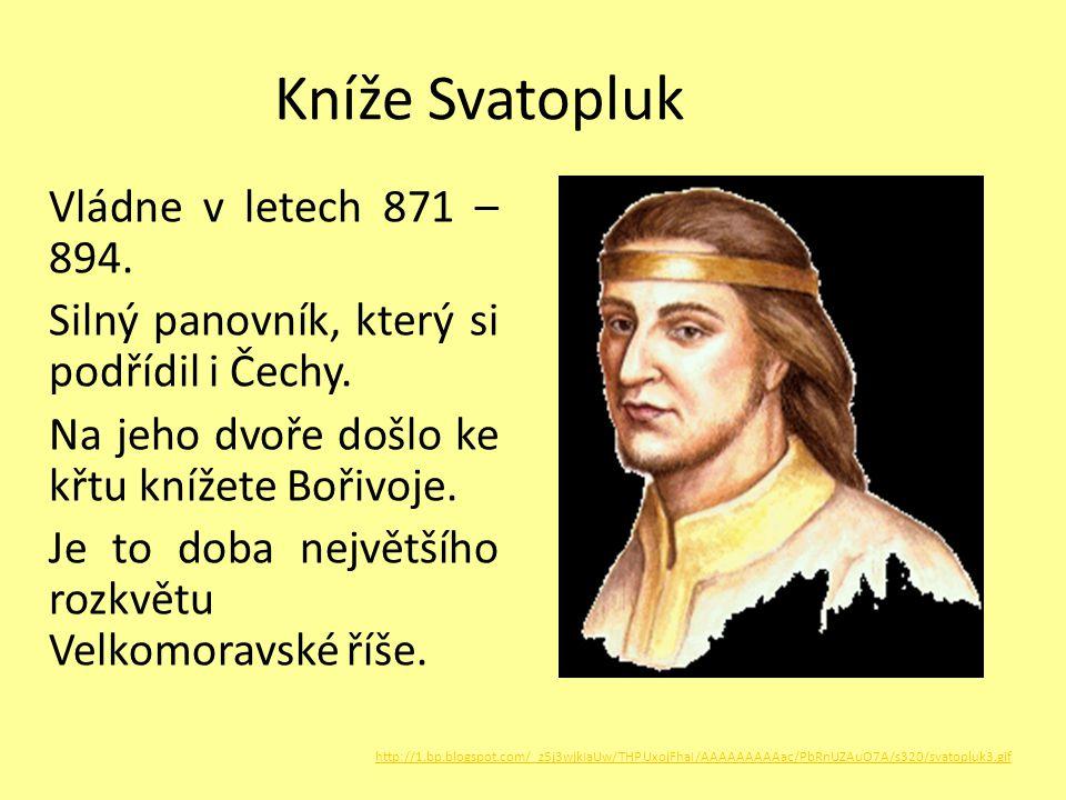 Kníže Svatopluk