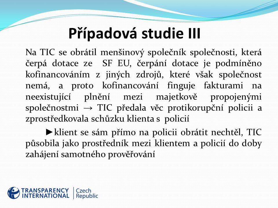 Případová studie III